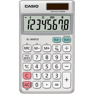 Taschenrechner SL-305ECO von CASIO