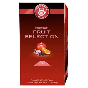 TEEKANNE PREMIUM FRUIT SELECTION Tee 20 Portionen