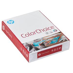 HP Kopierpapier ColorChoice DIN A4 90 g/qm 500 Blatt