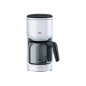 BRAUN PurEase KF 3120 Kaffeemaschine wei szlig