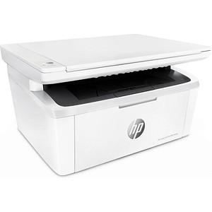 HP LaserJet Pro MFP M28a 3 in 1 Laser-Multifunktionsdrucker weiß