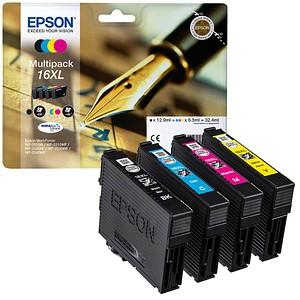 Tinte/ Tintenpatrone 16XL / T1636XL von EPSON