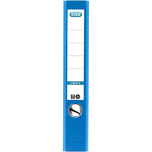 ELBA smart Original* Ordner blau Karton 5,0 cm DIN A4