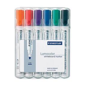 Whiteboard-Marker Lumocolor von STAEDTLER