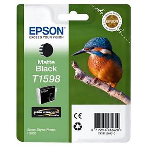 EPSON T1598 matt schwarz Tintenpatrone
