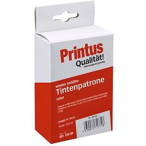 Printus   color Tintenpatrone ersetzt HP 300XL (CC644EE)