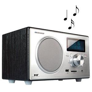 Radios RXD-35-BK von BLAUPUNKT