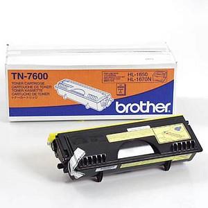 brother TN-7600 schwarz Toner