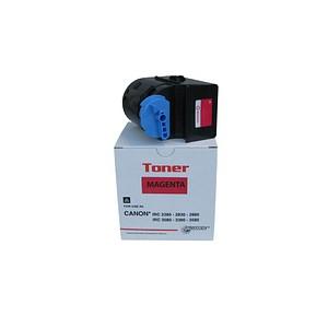 Intercopy magenta Toner ersetzt Canon C-EXV21 M