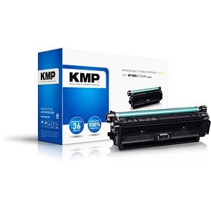 KMP H-T223BX schwarz Toner ersetzt HP 508X (CF360X)