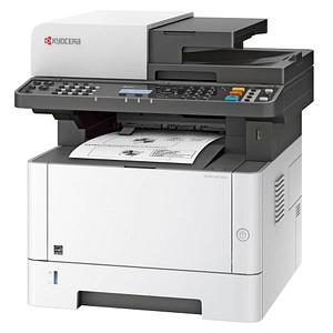 KYOCERA ECOSYS M2135dn 3 in 1 Laser-Multifunktionsdrucker grau