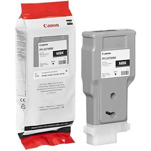 Canon PFI-207 MBK matt schwarz Tintenpatrone