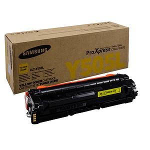 SAMSUNG CLT-Y505L (SU512A) gelb Toner