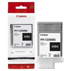 Canon PFI-120 mattschwarz Tintenpatrone