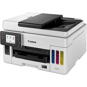 Canon MAXIFY GX6050 3 in 1 Tintenstrahl-Multifunktionsdrucker grau
