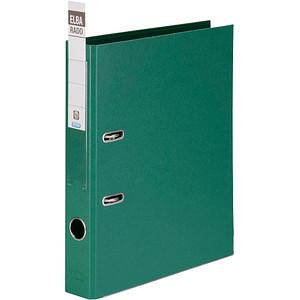 ELBA rado plast Ordner grün Kunststoff 5,0 cm DIN A4