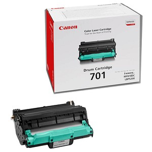 Canon 701 schwarz Trommel