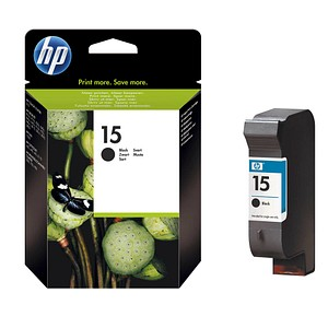 HP 15 (C6615DE) schwarz Tintenpatrone