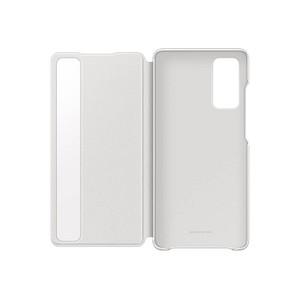 SAMSUNG Clear View Cover Handy-H uuml lle f uuml r SAMSUNG Galaxy S20 FE wei szlig