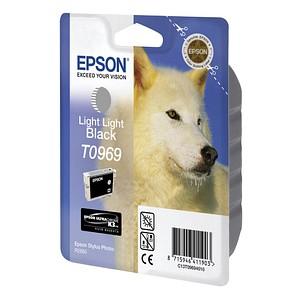 EPSON T0969 light light schwarz Tintenpatrone