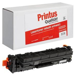 Printus schwarz Toner ersetzt HP 410X (CF410X)