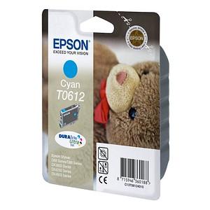 EPSON T0612 cyan Tintenpatrone