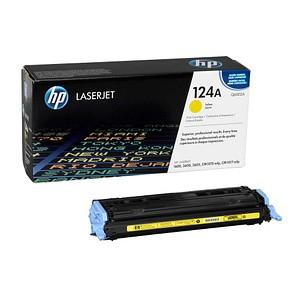 HP 124A (Q6002A) gelb Tonerkartusche