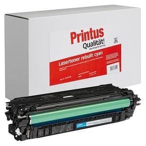 Printus cyan Toner ersetzt HP 508X (CF361X)