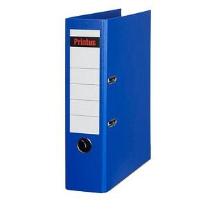 Printus Ordner blau Kunststoff 8,0 cm DIN A4