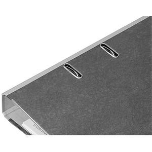 Printus Ordner grau marmoriert Karton 5,0 cm DIN A4