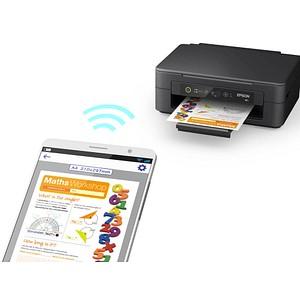 EPSON Expression Home XP-2100 3 in 1 Tintenstrahl-Multifunktionsdrucker schwarz
