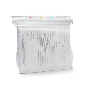 EICHNER Terminmappe VISIMAP transparent
