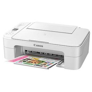 Canon PIXMA TS3151 3 in 1 Tintenstrahl-Multifunktionsdrucker weiß