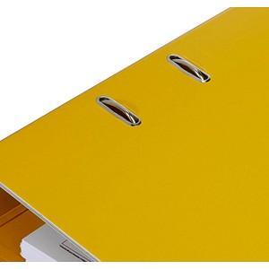 Printus Ordner gelb Kunststoff 8,0 cm DIN A4