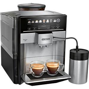 SIEMENS Kaffeevollautomat EQ.6 plus s700 silber
