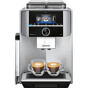 SIEMENS Kaffeevollautomat EQ.9 plus connect s700 silber