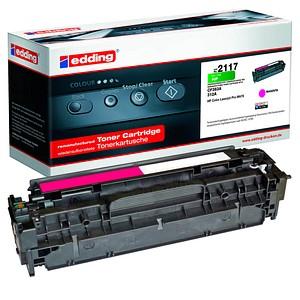 edding EDD-2117 magenta Toner ersetzt HP 312A (CF383A)