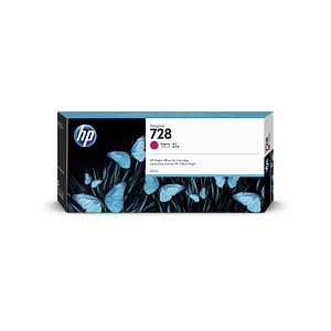 HP 728 (F9K16A) magenta Tintenpatrone