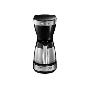 DeLonghi ICM 16710 Kaffeemaschine schwarz