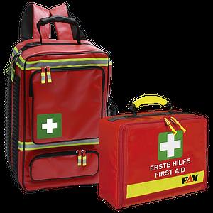 Erste-Hilfe-Taschen & -Rucksäcke