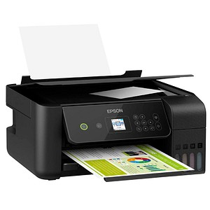 EPSON EcoTank ET-2720 3 in 1 Tintenstrahl-Multifunktionsdrucker schwarz