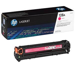 HP 128A (CE323A) magenta Tonerkartusche