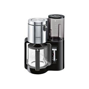 SIEMENS TC 86303 Kaffeemaschine schwarz
