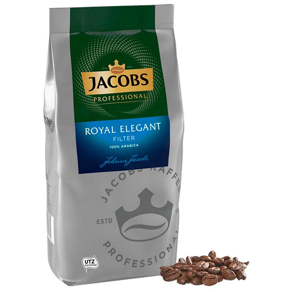 Arabica und Robusta Kaffeebohnen