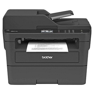 brother MFC-L2730DW 4 in 1 Laser-Multifunktionsdrucker grau