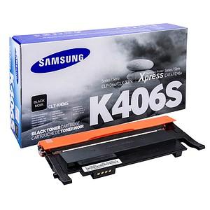SAMSUNG CLT-K406S (SU118A) schwarz Toner