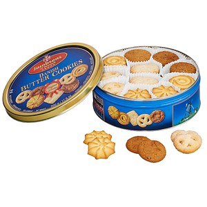 Kekse Dänische Butterkekse von Jacobsens