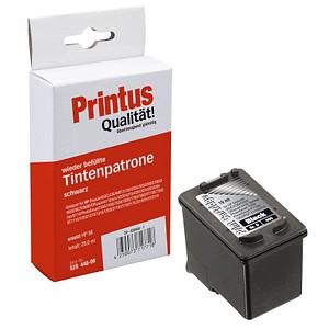 Printus   schwarz Tintenpatrone ersetzt HP 56 (C6656AE)