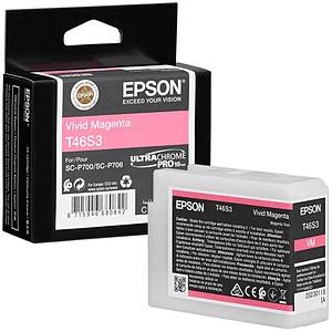 EPSON T46S3 vivid magenta Tintenpatrone