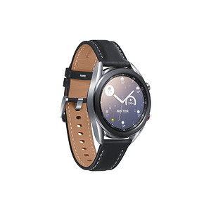 SAMSUNG Galaxy Watch 3 41 mm LTE Smartwatch schwarz, silber